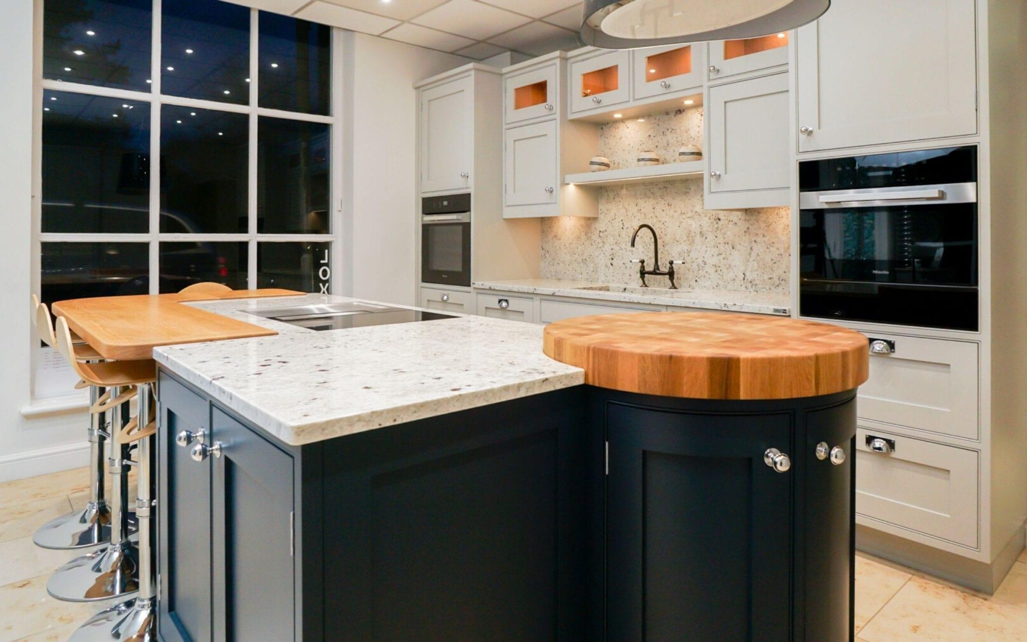 Heathfield Display In-Frame Kitchen