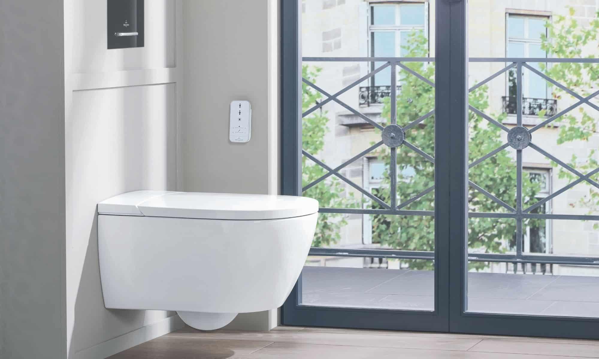 Villeroy & Boch Toilet Unit