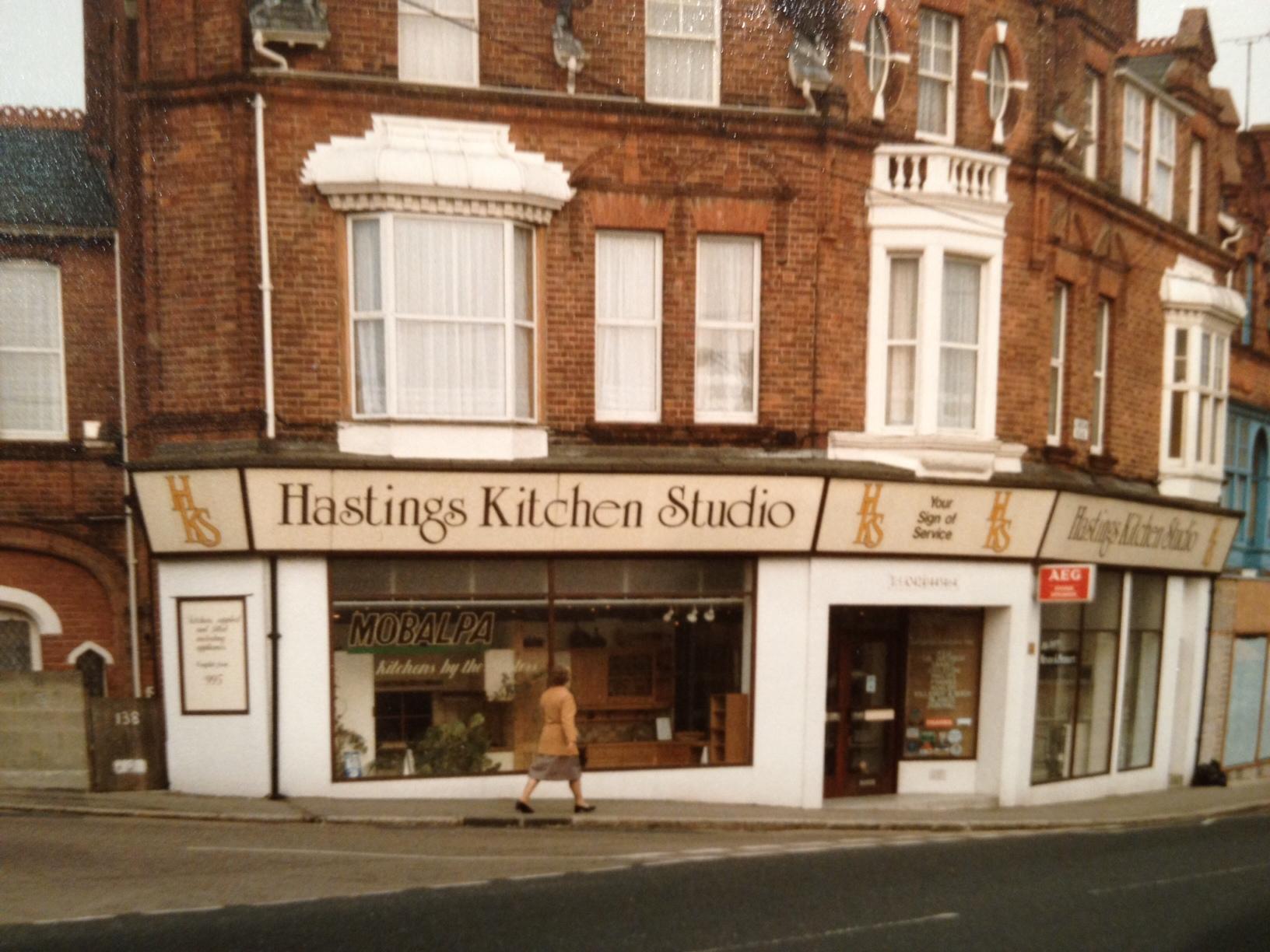 Hastings Kitchen Studio